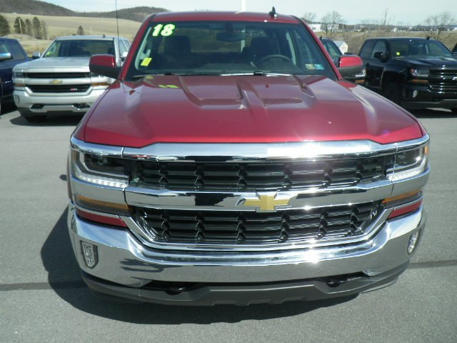 2018 Silverado 1500 Double Cab 4x4,  Pickup #B13462 - photo 4
