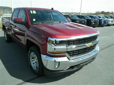 2018 Silverado 1500 Double Cab 4x4,  Pickup #B13462 - photo 3