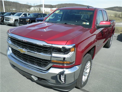 2018 Silverado 1500 Double Cab 4x4,  Pickup #B13462 - photo 1