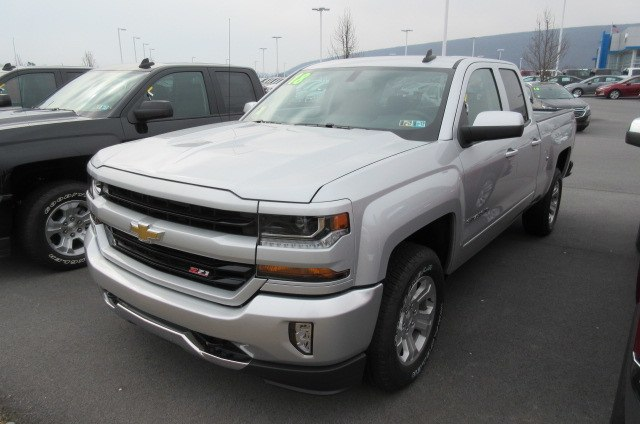 2018 Silverado 1500 Double Cab 4x4,  Pickup #B13557 - photo 1