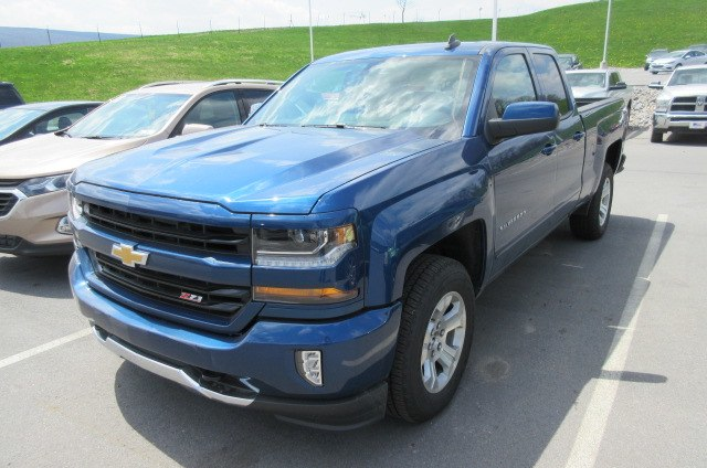 2018 Silverado 1500 Double Cab 4x4,  Pickup #B13693 - photo 1