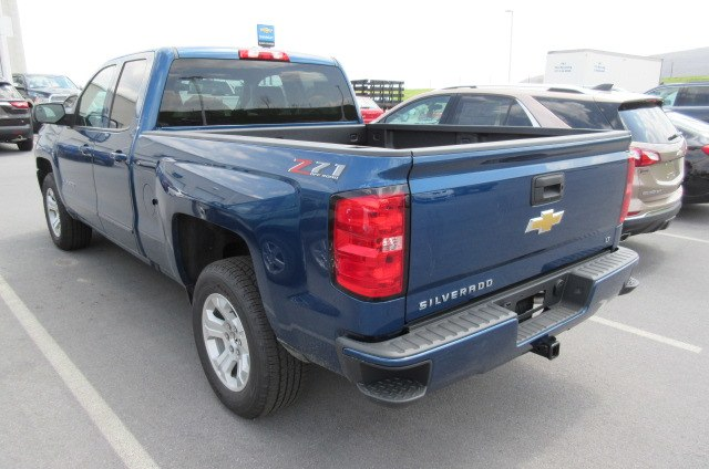 2018 Silverado 1500 Double Cab 4x4,  Pickup #B13693 - photo 2