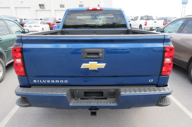 2018 Silverado 1500 Double Cab 4x4,  Pickup #B13693 - photo 6
