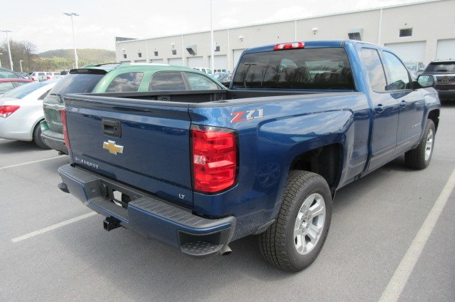 2018 Silverado 1500 Double Cab 4x4,  Pickup #B13693 - photo 4