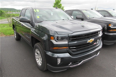 2018 Silverado 1500 Double Cab 4x4,  Pickup #B13708 - photo 3