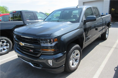 2018 Silverado 1500 Double Cab 4x4,  Pickup #B13739 - photo 1