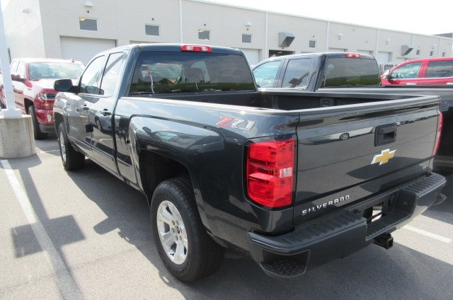 2018 Silverado 1500 Double Cab 4x4,  Pickup #B13742 - photo 2