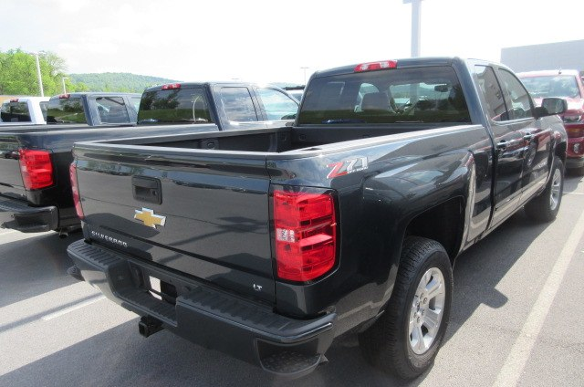 2018 Silverado 1500 Double Cab 4x4,  Pickup #B13742 - photo 9