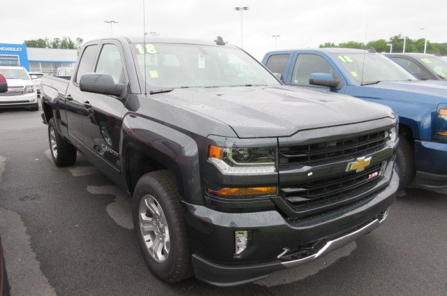 2018 Silverado 1500 Double Cab 4x4,  Pickup #B13780 - photo 3