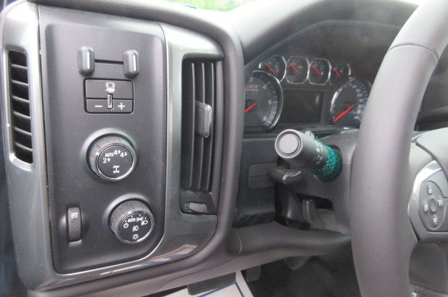 2018 Silverado 1500 Double Cab 4x4,  Pickup #B13780 - photo 17
