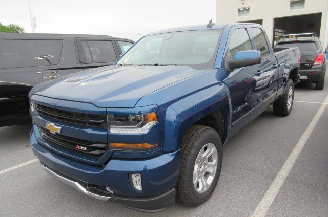 2018 Silverado 1500 Double Cab 4x4,  Pickup #B13785 - photo 1