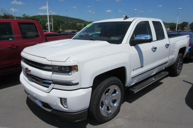 2018 Silverado 1500 Double Cab 4x4,  Pickup #B13815 - photo 1
