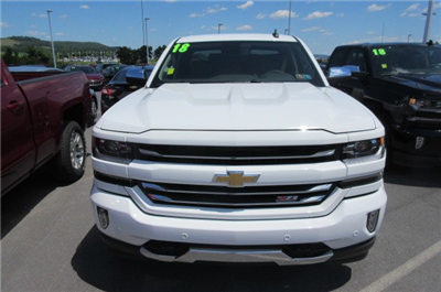 2018 Silverado 1500 Double Cab 4x4,  Pickup #B13815 - photo 4