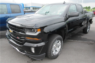 2018 Silverado 1500 Double Cab 4x4,  Pickup #B13844 - photo 1