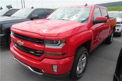 2018 Silverado 1500 Crew Cab 4x4,  Pickup #B13864 - photo 1