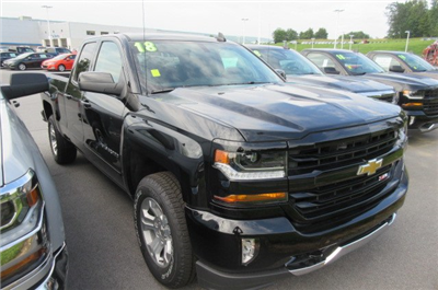 2018 Silverado 1500 Double Cab 4x4,  Pickup #B13996 - photo 3
