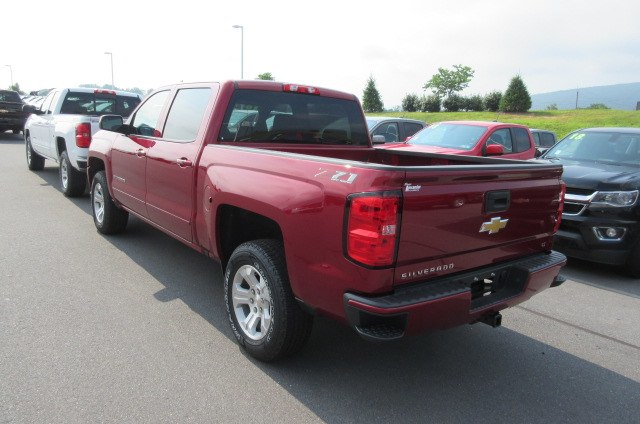 2018 Silverado 1500 Crew Cab 4x4,  Pickup #B14040 - photo 2
