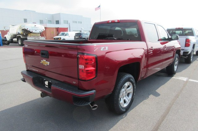 2018 Silverado 1500 Crew Cab 4x4,  Pickup #B14040 - photo 9