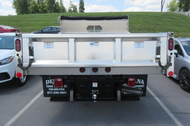 2018 Silverado 3500 Regular Cab DRW 4x4,  Rugby Dump Body #B14118 - photo 10