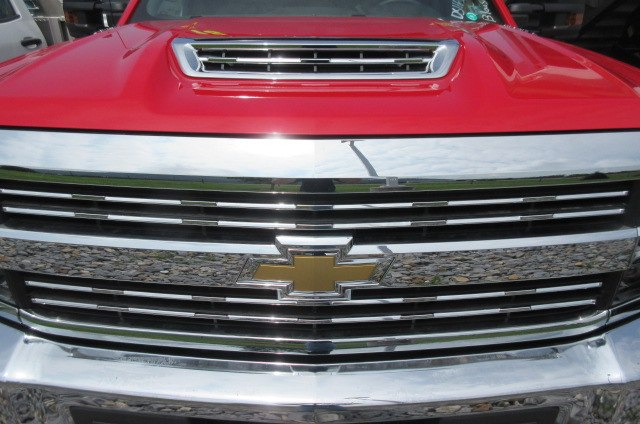 2018 Silverado 3500 Regular Cab DRW 4x4,  Rugby Dump Body #B14161 - photo 3
