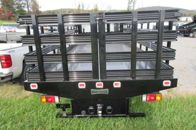 2017 LCF 4500XD Regular Cab 4x2,  Knapheide Stake Bed #B14199 - photo 8
