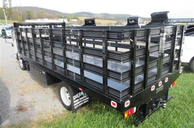 2017 LCF 4500XD Regular Cab 4x2,  Knapheide Value-Master X Stake Bed #B14199 - photo 2
