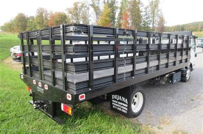 2017 LCF 4500XD Regular Cab 4x2,  Knapheide Value-Master X Stake Bed #B14199 - photo 9