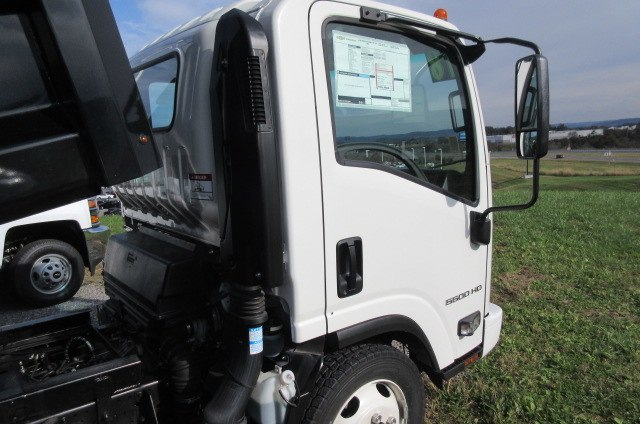 2018 LCF 5500HD Regular Cab,  Rugby Eliminator LP Steel Dump Body #B14200 - photo 10