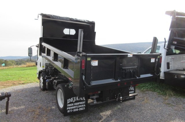 2018 LCF 5500HD Regular Cab,  Rugby Eliminator LP Steel Dump Body #B14200 - photo 2