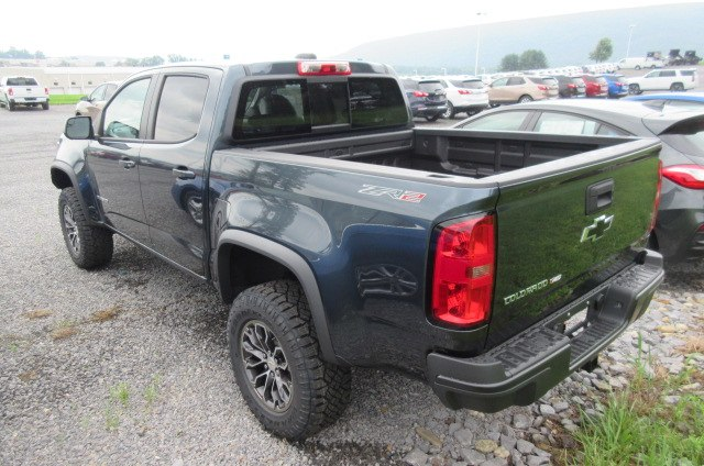 2019 Colorado Crew Cab 4x4,  Pickup #B14263 - photo 2