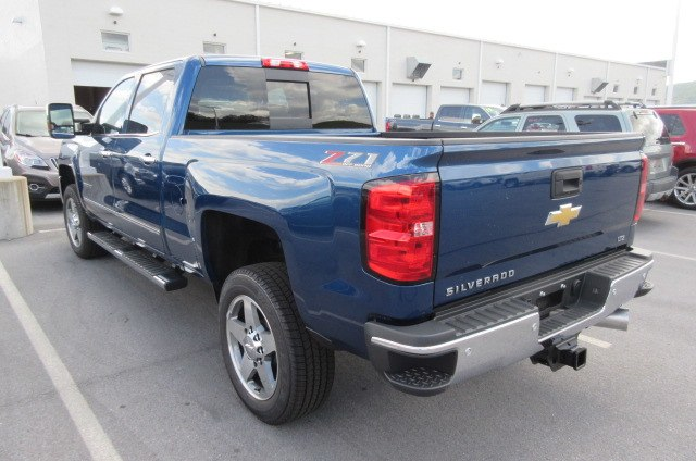 2019 Silverado 2500 Crew Cab 4x4,  Pickup #B14317 - photo 2