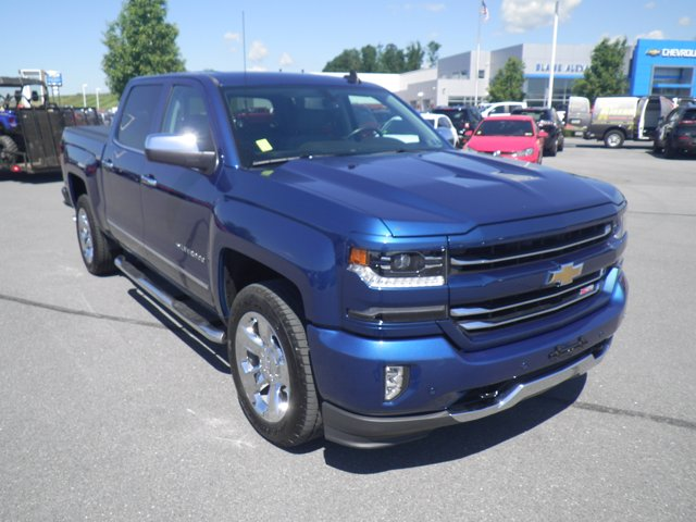 2018 Silverado 1500 Crew Cab 4x4,  Pickup #B14345 - photo 3