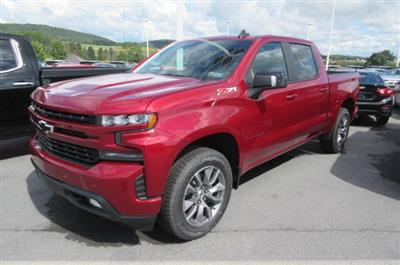 2019 Silverado 1500 Crew Cab 4x4,  Pickup #B14354 - photo 1