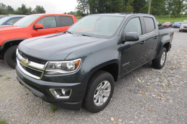 2019 Colorado Crew Cab 4x4,  Pickup #B14400 - photo 1
