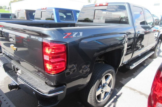 2019 Silverado 2500 Crew Cab 4x4,  Pickup #B14440 - photo 2