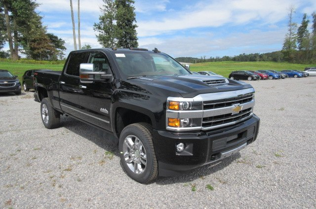 2019 Silverado 2500 Crew Cab 4x4,  Pickup #B14478 - photo 3