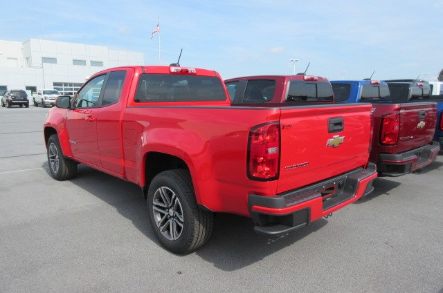 2019 Colorado Extended Cab 4x2,  Pickup #B14481 - photo 2