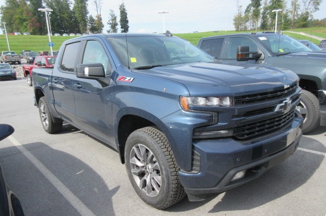 2019 Silverado 1500 Crew Cab 4x4,  Pickup #B14492 - photo 3