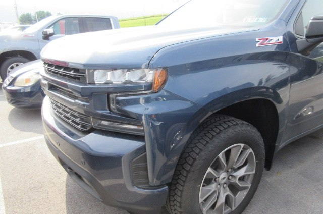 2019 Silverado 1500 Crew Cab 4x4,  Pickup #B14492 - photo 4