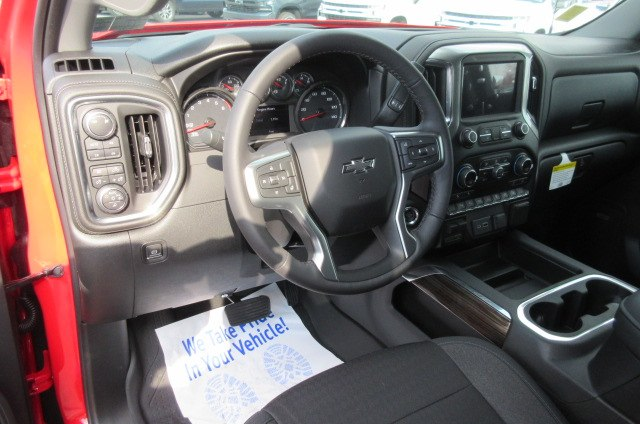 2019 Silverado 1500 Crew Cab 4x4,  Pickup #B14515 - photo 20