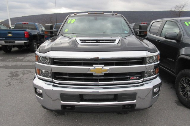 2019 Silverado 2500 Crew Cab 4x4,  Pickup #B14526 - photo 4