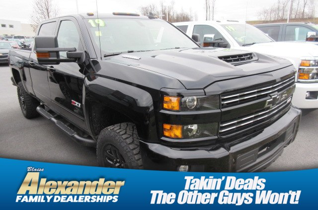 2019 Silverado 2500 Crew Cab 4x4,  Pickup #B14624 - photo 4