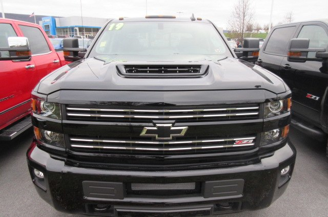 2019 Silverado 2500 Crew Cab 4x4,  Pickup #B14624 - photo 3