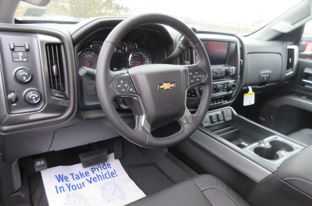 2019 Silverado 2500 Crew Cab 4x4,  Pickup #B14624 - photo 23
