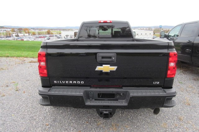 2019 Silverado 3500 Crew Cab 4x4,  Pickup #B14632 - photo 8