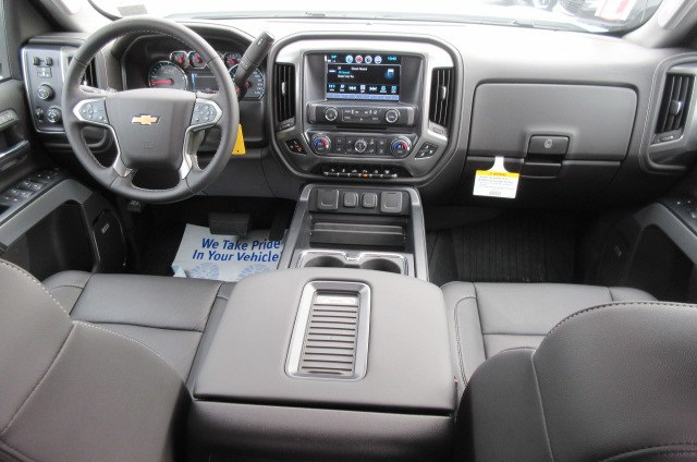 2019 Silverado 2500 Crew Cab 4x4,  Pickup #B14673 - photo 20