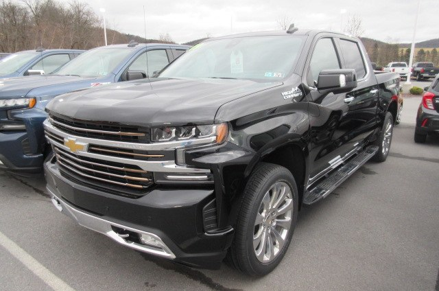2019 Silverado 1500 Crew Cab 4x4,  Pickup #B14689 - photo 1