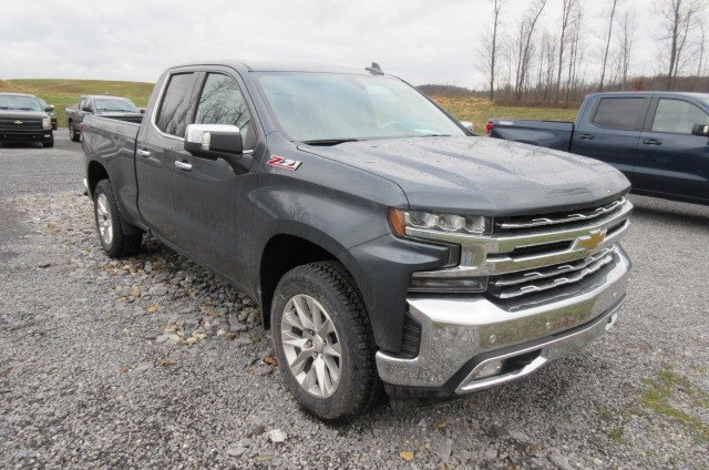 2019 Silverado 1500 Double Cab 4x4,  Pickup #B14782 - photo 3