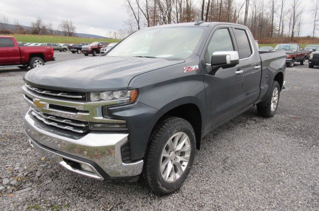 2019 Silverado 1500 Double Cab 4x4,  Pickup #B14782 - photo 1