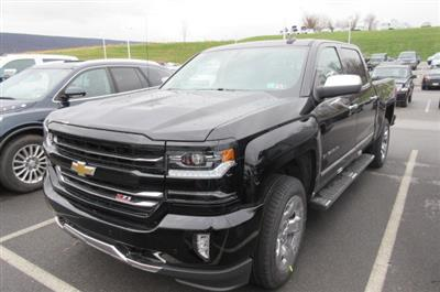 2018 Silverado 1500 Crew Cab 4x4,  Pickup #B14793 - photo 1